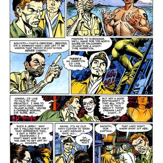 Doctor Dare 4 Space 1939 1 by Caragonne