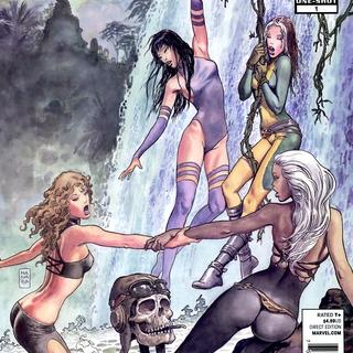 X-Women by Chris Claremont, Milo Manara