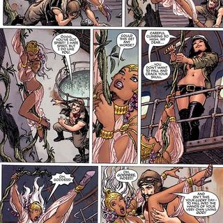 X-Women by Chris Claremont, Milo Manara