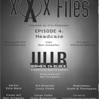 XXX Files 4 by Chris Peterson