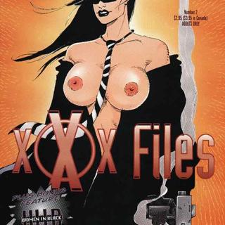 XXX Files 2 by Chris Peterson