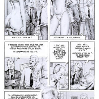 The Beaucastel Pervert by Chris