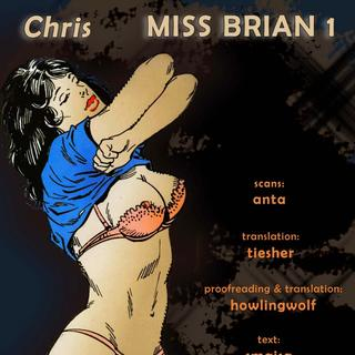 Miss Brian 1 by Chris
