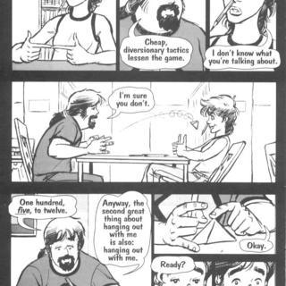 Strips 12 by Chuck Austen