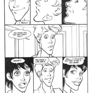 Strips 3 by Chuck Austen