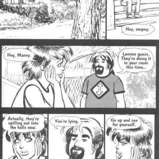 Strips 12 by Chuck Austen