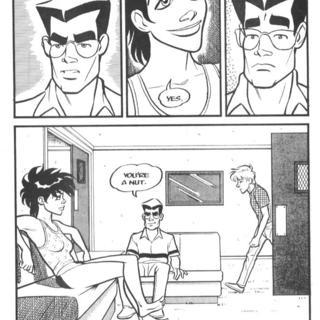 Strips 8 by Chuck Austen