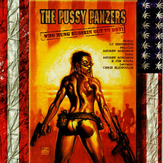 The Pussy Panzers 1 by CJ Henderson, Andrew Robinson