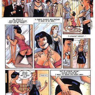 Punishment Parlor by Claudio Trinca