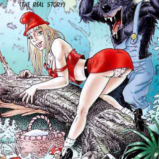 You for Red riding hood porn comics