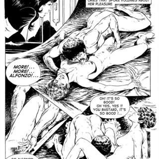 Teen sex comic