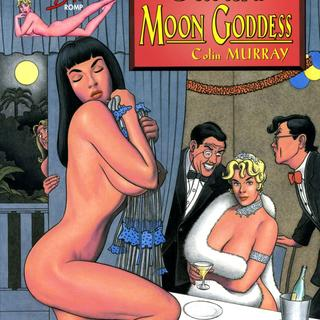 Riviera Moon Goddess by Colin Murray
