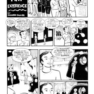 The Modern Art Experience by Colleen Coover