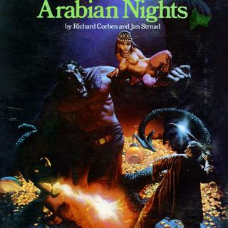 New Tales of the Arabian Nights by Corben, Jan Strnad