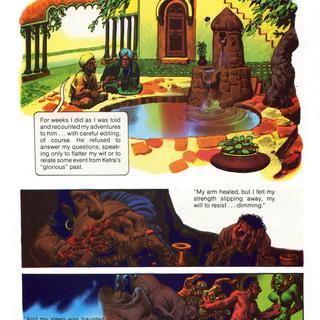 New Tales of the Arabian Nights by Corben, Jan Strnad