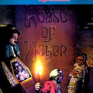 House of Usher by Corben