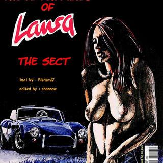 The Adventures of Laura II by Cornelius