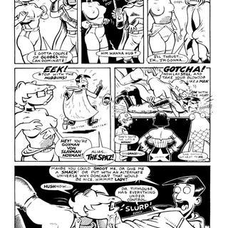 Superjustfriends by David Wolfe