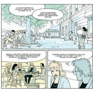Proustian Memories by Denis Fremond