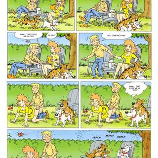 Porn comic animal not