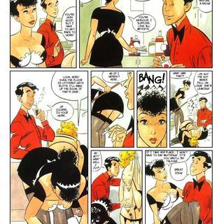 The Chambermaid by Dick Matena
