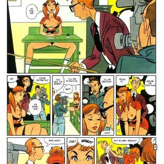 The Porn Quenn by Dick Matena