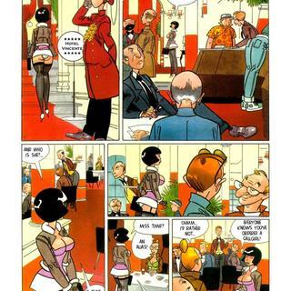 Striptease by Dick Matena
