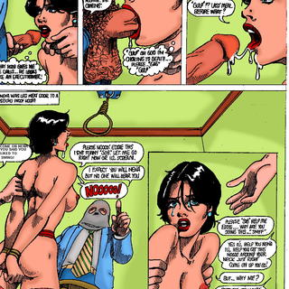 They're fine! housewife sex comic she