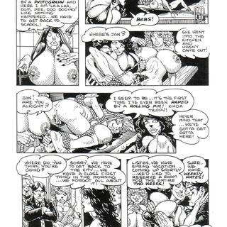 Motel Psycho by Don Lomax