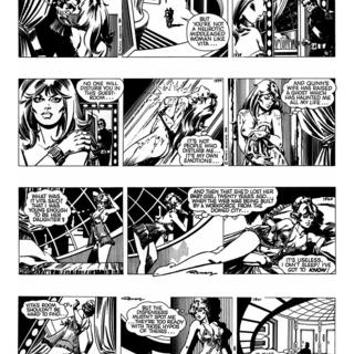 Axa The Seeker by Donne Avenell, Enrique Romero