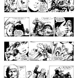 Axa The Gambler by Donne Avenell, Enrique Romero