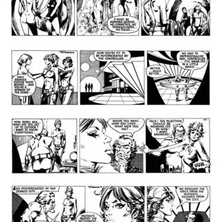 Axa The Chosen by Donne Avenell, Enrique Romero