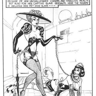 Captives of Madame la Bondage by Eneg