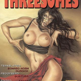 Threesomes by Enrique Abuli, Felix Vega
