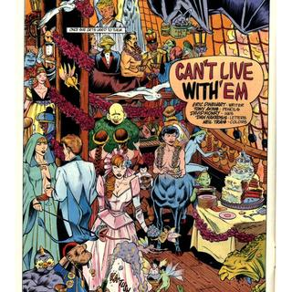 Cant Live with Them by Eric Dinehart