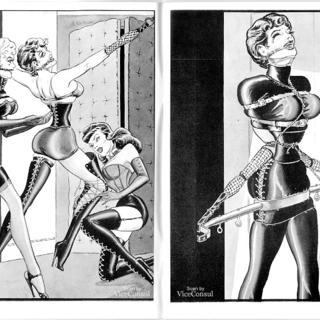 comics Stanton bondage