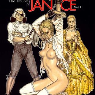 The Troubles of Janice 3 by Erich von Gotha