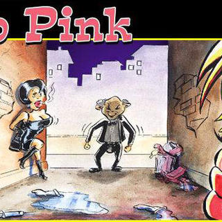 Deep Pink by Fiki