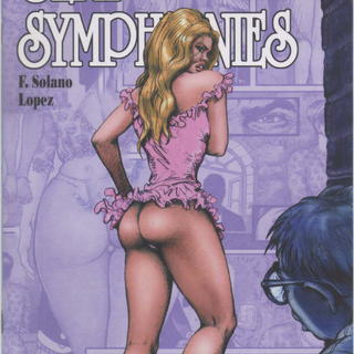 Sexy Symphonies 4 by Francisco Solano Lopez