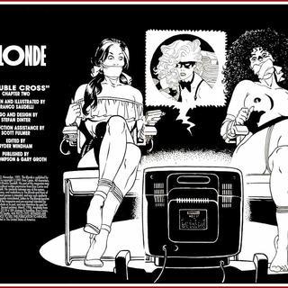 Blonde - Double Cross 2 by Franco Saudelli