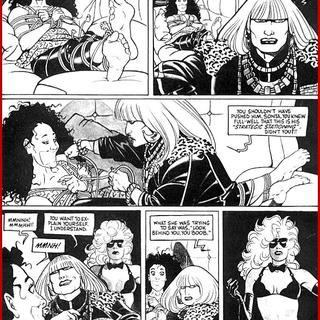 Blonde - Bondage Palace 4 by Franco Saudelli