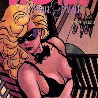 Blonde - Bondage Palace 5 by Franco Saudelli