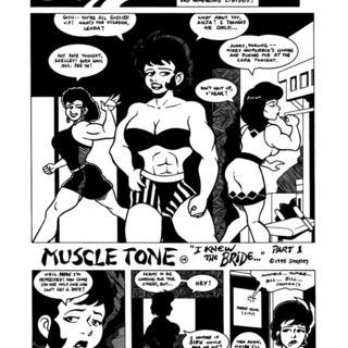 Muscle Tone 1 I Knew the Bride by Frank Strom