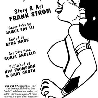 Dee Dee 7 by Frank Strom