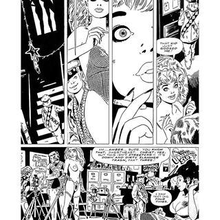 Lann 2 by Frank Thorne