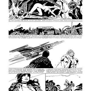Lann 1 by Frank Thorne