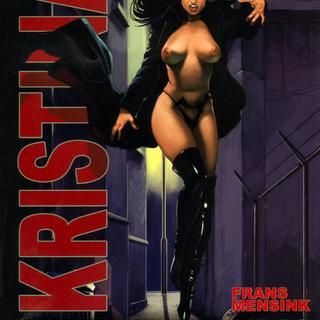 Kristina Queen of Vampires 3 by Frans Mensink