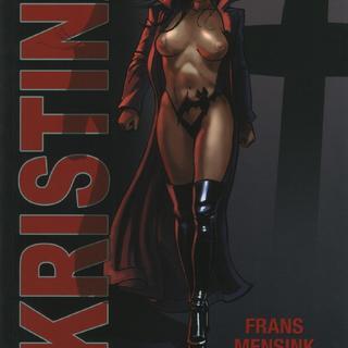 Kristina Queen of Vampires 1 by Frans Mensink