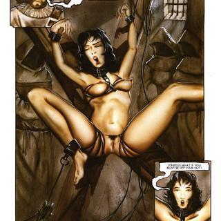 Galactic Lust by Garou