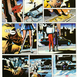 Scion 1 The Hunter by George Caragonne, Kevin Nowlan